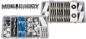 Mad Daddy Magnetic Fasteners